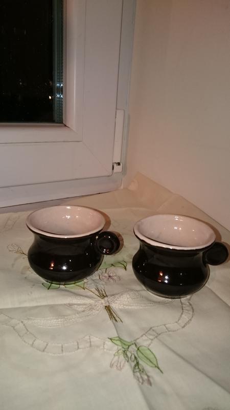 Чашки кофейные керамические - Фото 7
