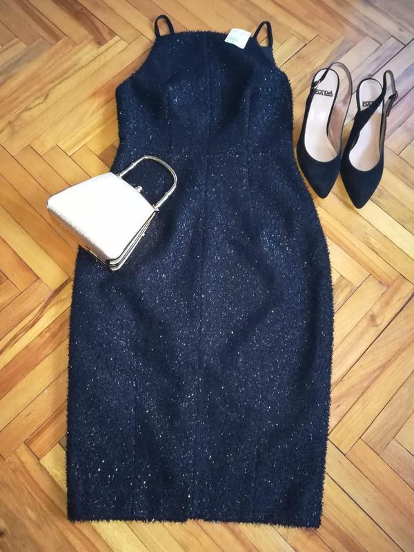 Вечернее коктельное платье h&m