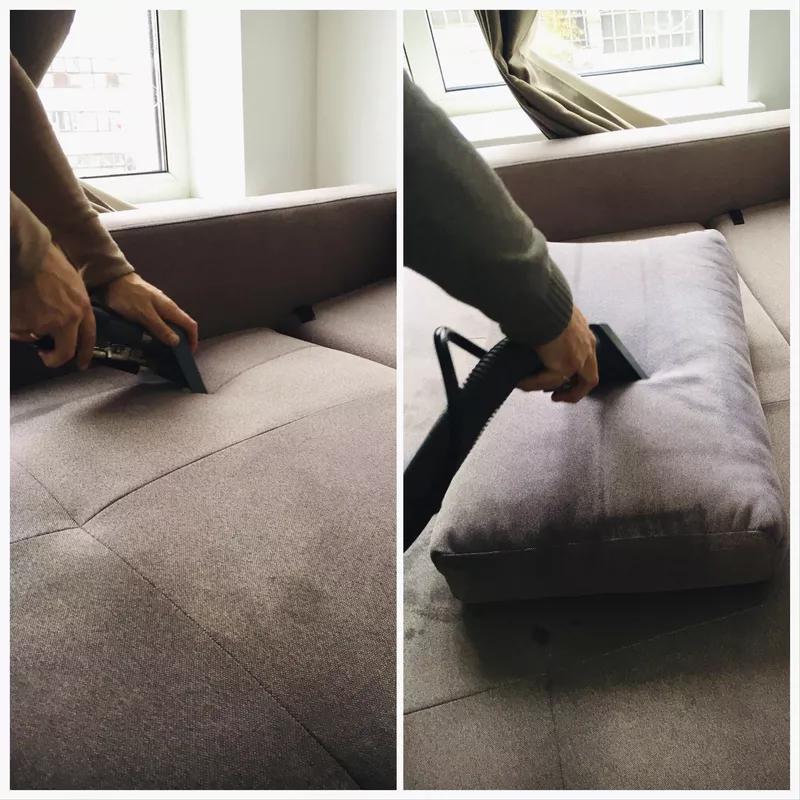 Химчистка мебели, ковров, диванов, матрасов - Фото 2