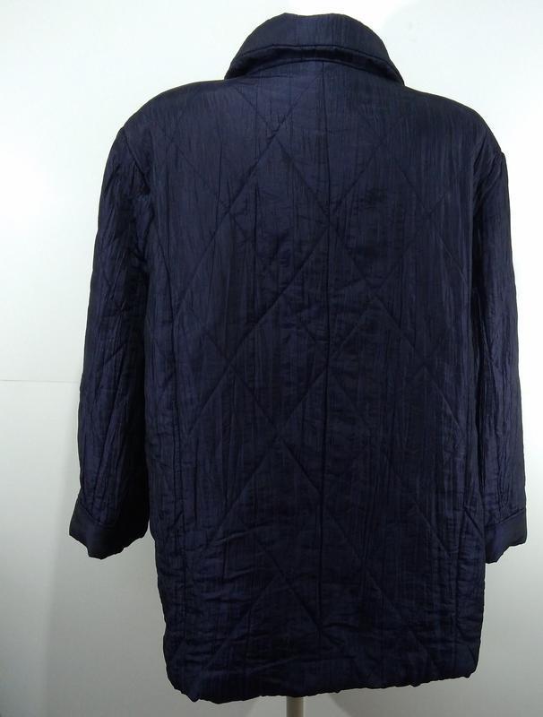 Женская куртка весна - осень размер 50 - Фото 3