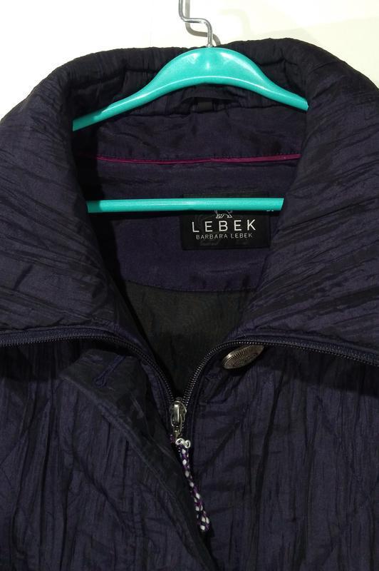 Женская куртка весна - осень размер 50 - Фото 7