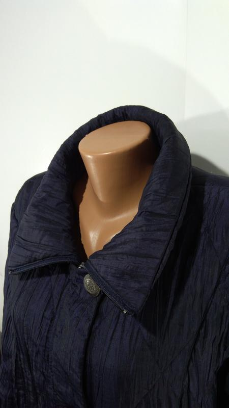 Женская куртка весна - осень размер 50 - Фото 10