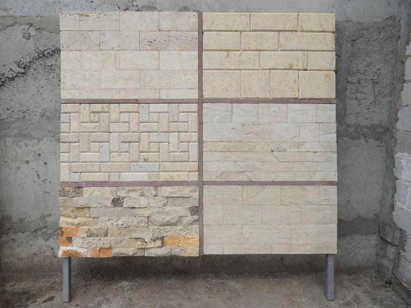 Плитка из натурального камня песчаник, травертин - Фото 2