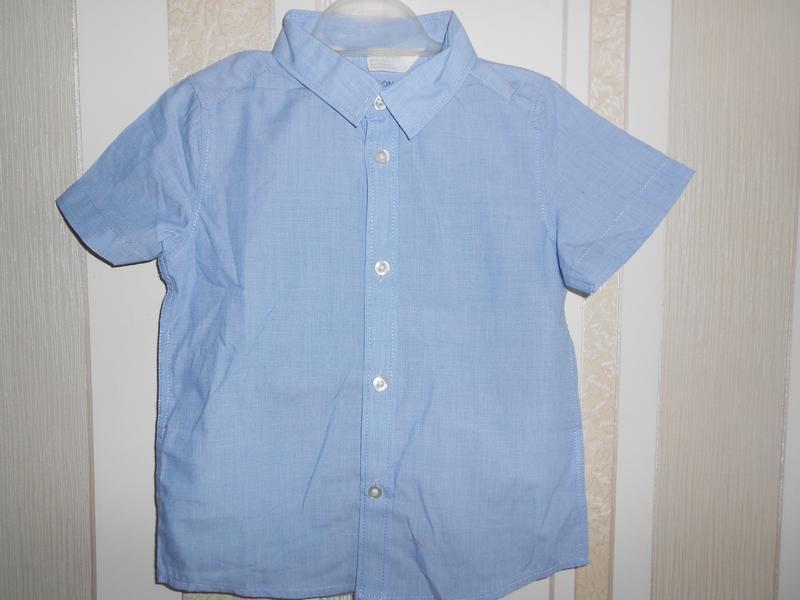 Рубашка, шведка h&m
