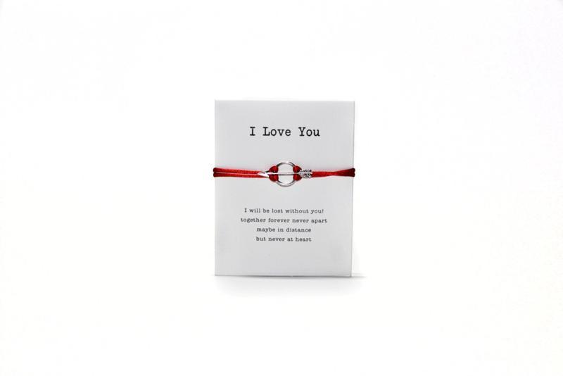 Подарочный браслет