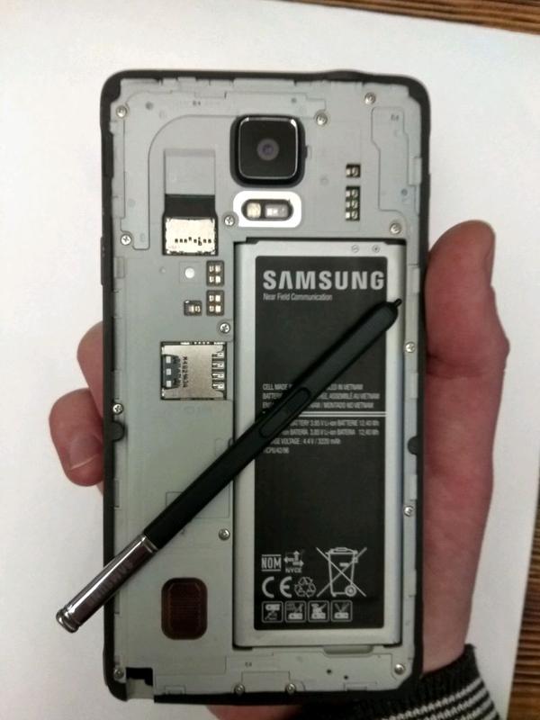 Samsung galaxy note 4. Original - Фото 2