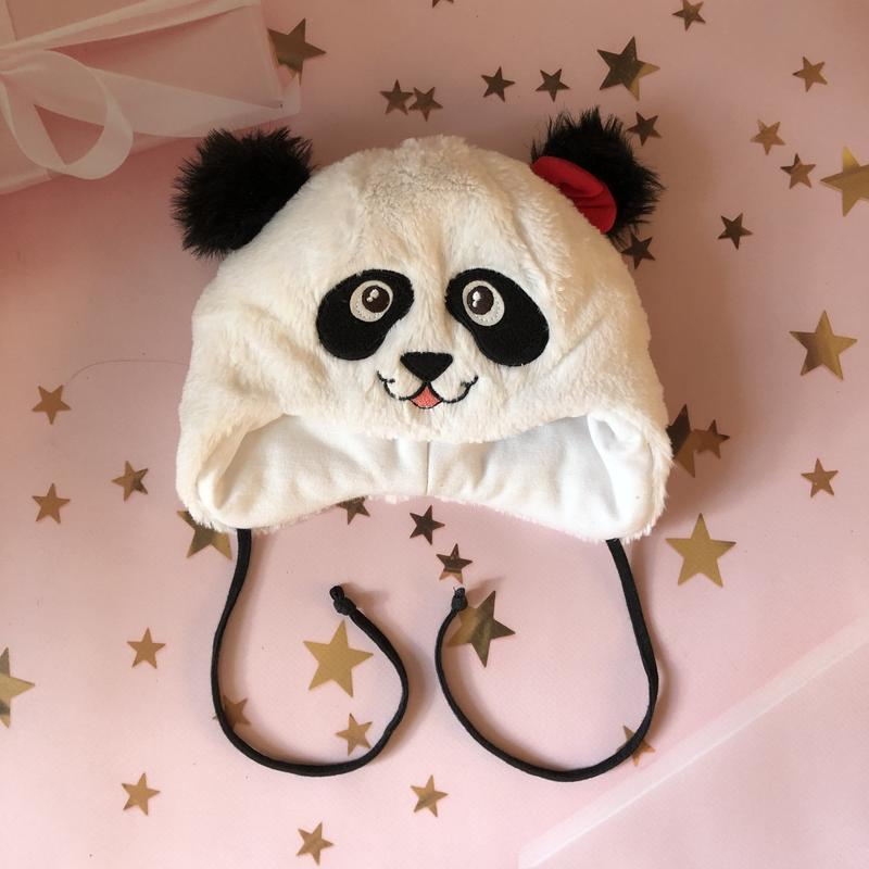 Шапочка панда польша