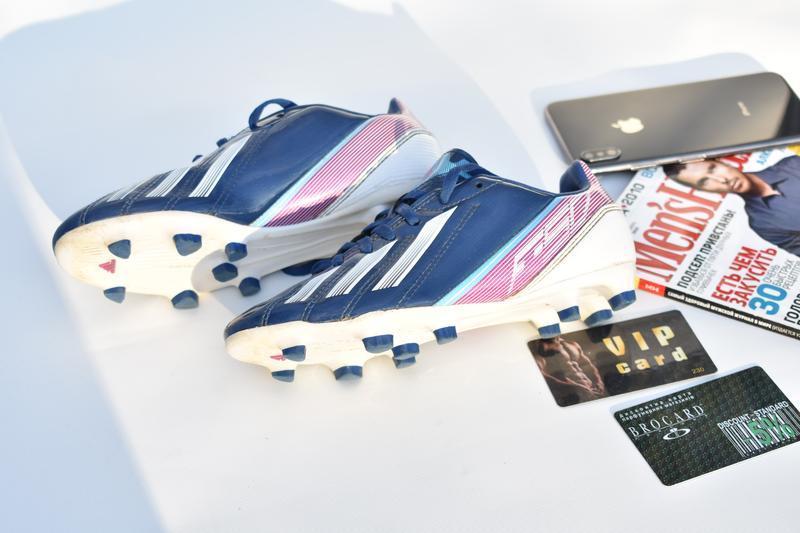 Adida f10 детские бутсы на мальчика для футбола размер 33