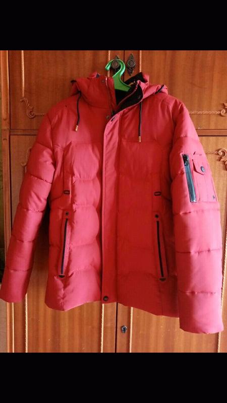 Молодежная стильная курточка...