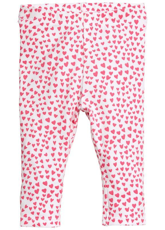Лосины, леггинсы, домашние пижамные штаны h&m