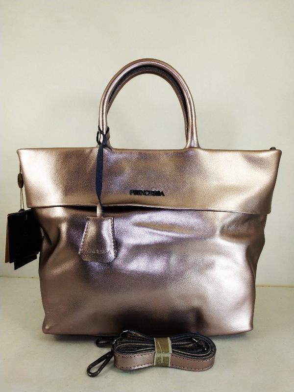 Бесподобная кожаная сумка