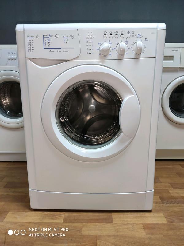 Б/у стиральная машина indeset, бесплатная доставка,гарантия