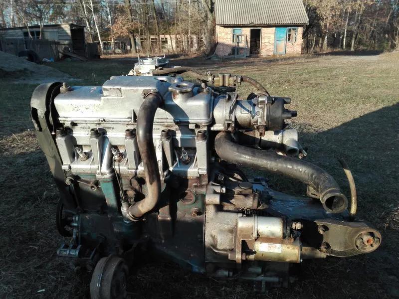 Двигатель ВАЗ 2108. 1.5 л. в сборе - Фото 2