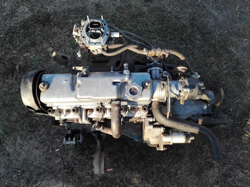 Двигатель ВАЗ 2108. 1.5 л. в сборе - Фото 3