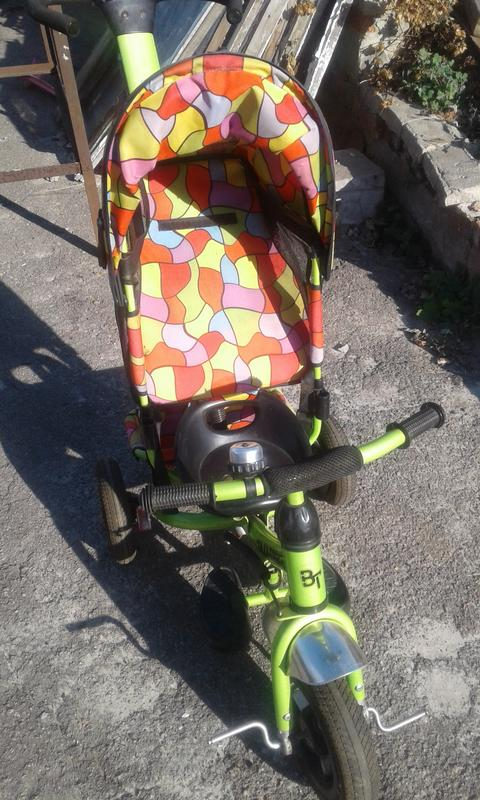 Трехколесный велосипед - Фото 3