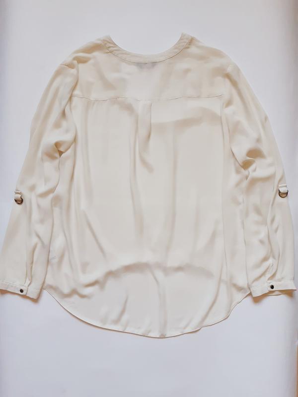 Стильная блузка с длинным рукавом F&F, XXL - Фото 4