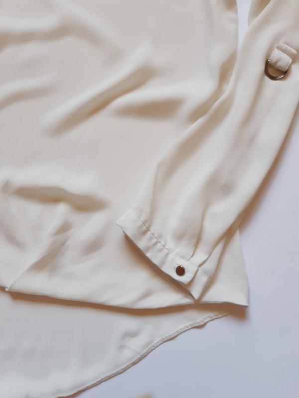 Стильная блузка с длинным рукавом F&F, XXL - Фото 6