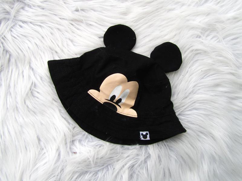 Стильная кепка  панама mickey mouse disney