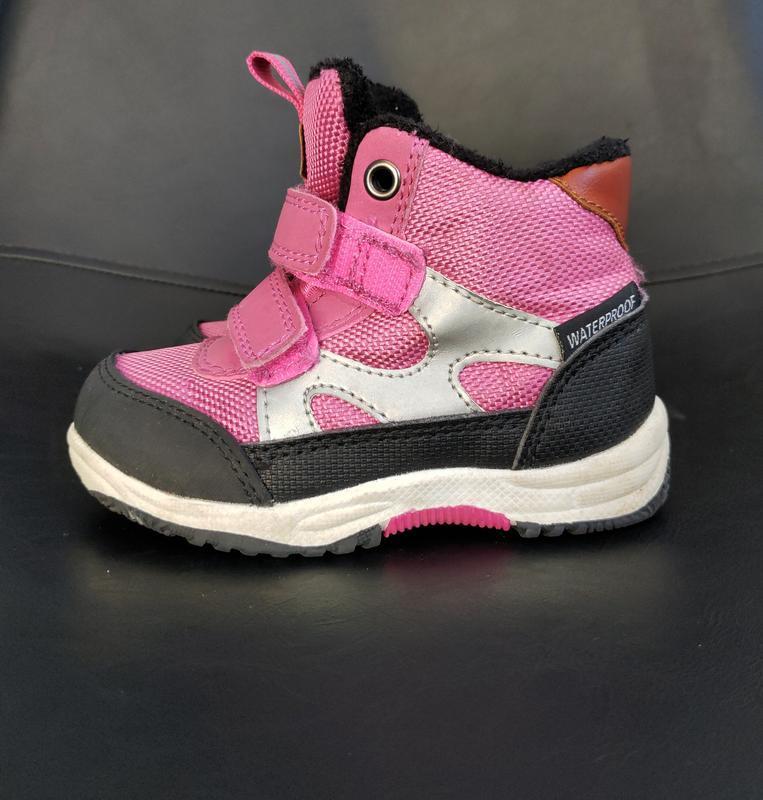 Термо ботинки кроссовки с мембраной mino