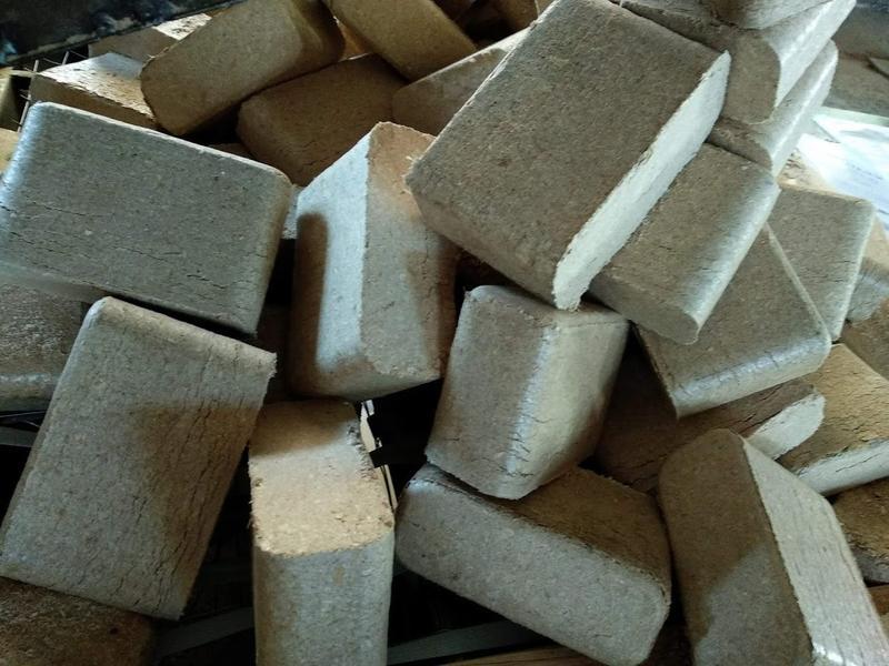 Брикеты топливные RUF от производителя - Фото 4