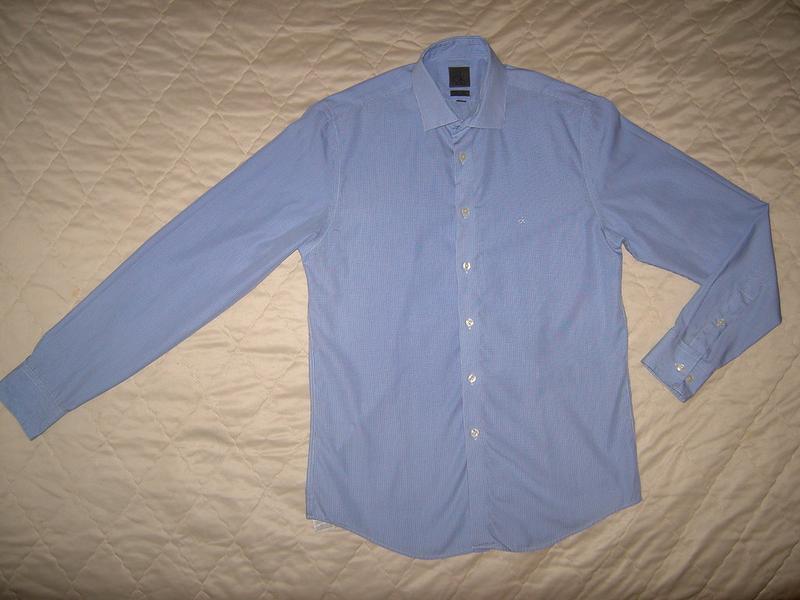 Рубашка calvin klein раз.l