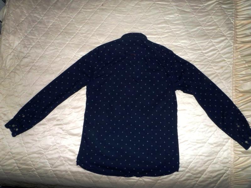 Рубашка crew clothing разм.l - Фото 3