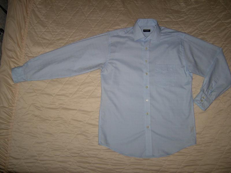 Красивая рубашка balmain разм.xl - Фото 2