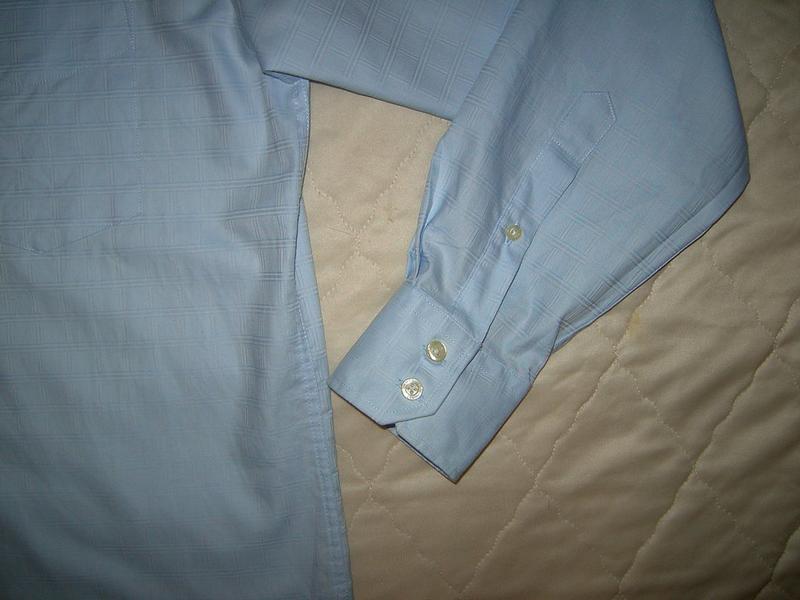 Красивая рубашка balmain разм.xl - Фото 4