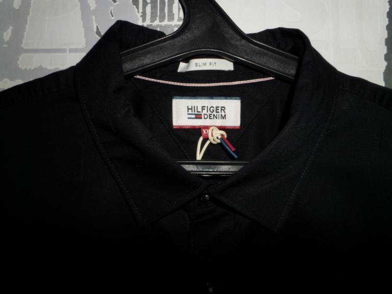 Рубашка tommy hilfiger разм.xxl (новая) - Фото 3