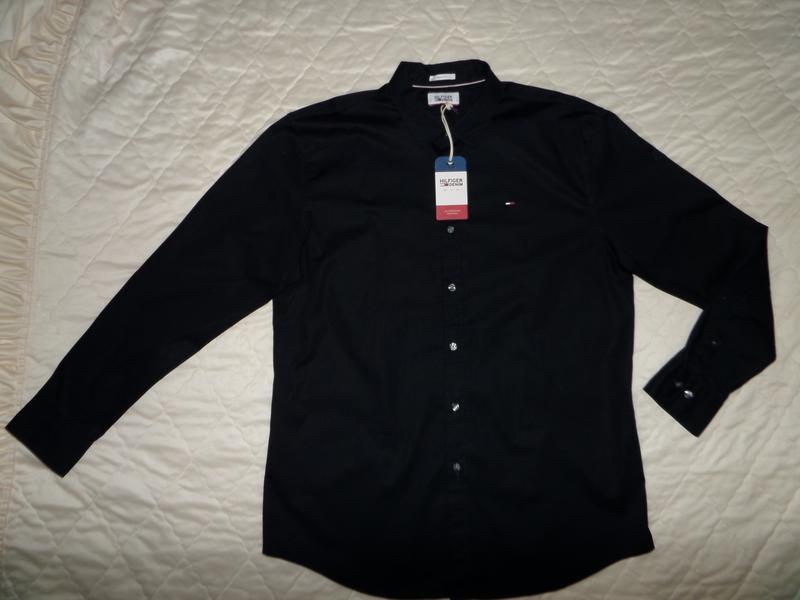 Рубашка tommy hilfiger разм.xxl (новая) - Фото 8