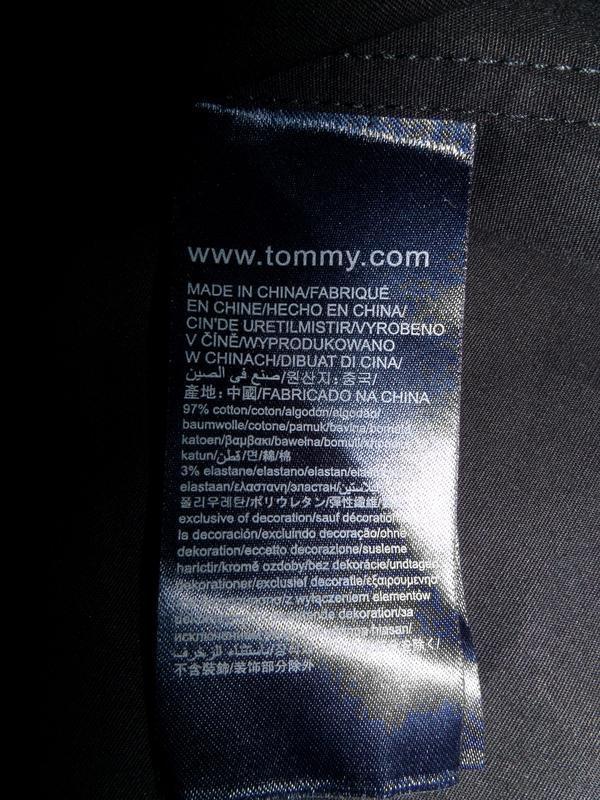 Рубашка tommy hilfiger разм.xxl (новая) - Фото 10