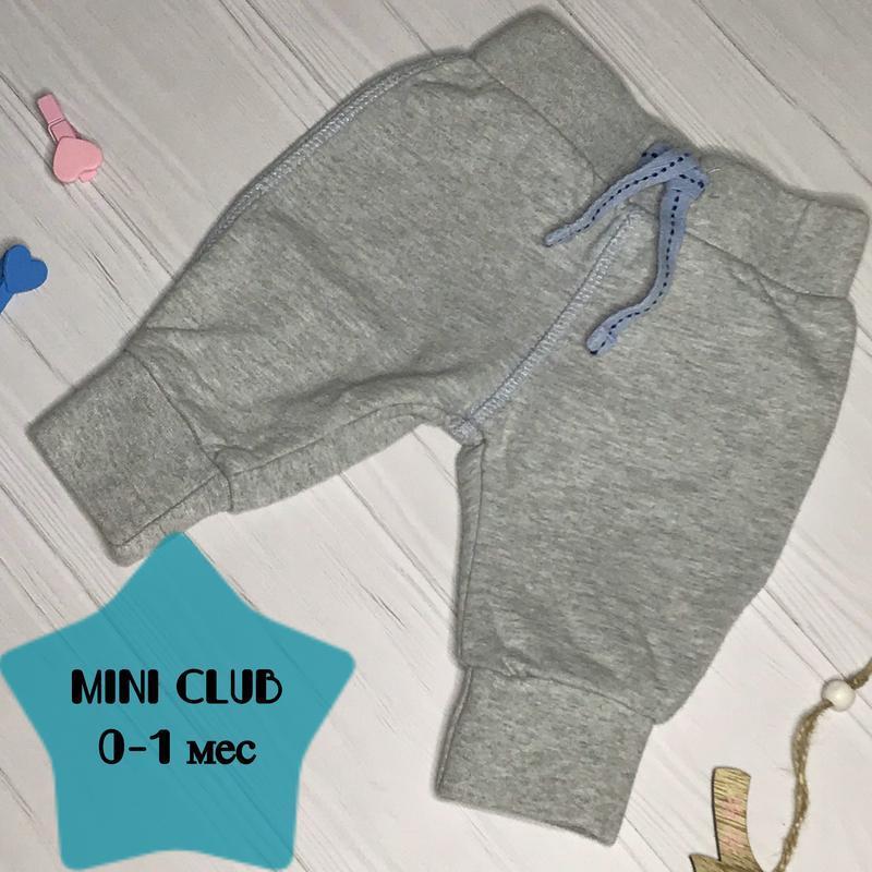 Штанишки теплые mini club