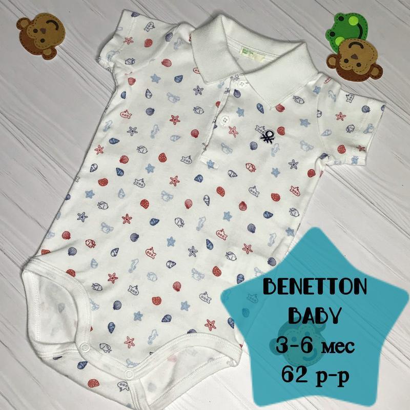 Боди benetton baby