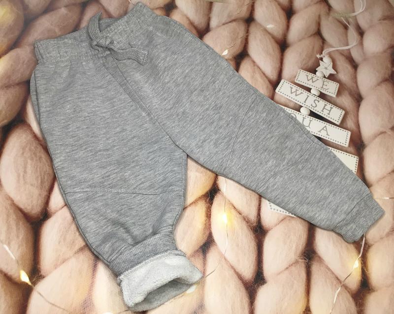Акция!!! -10% -15% -20% утепленные спортивные штаны
