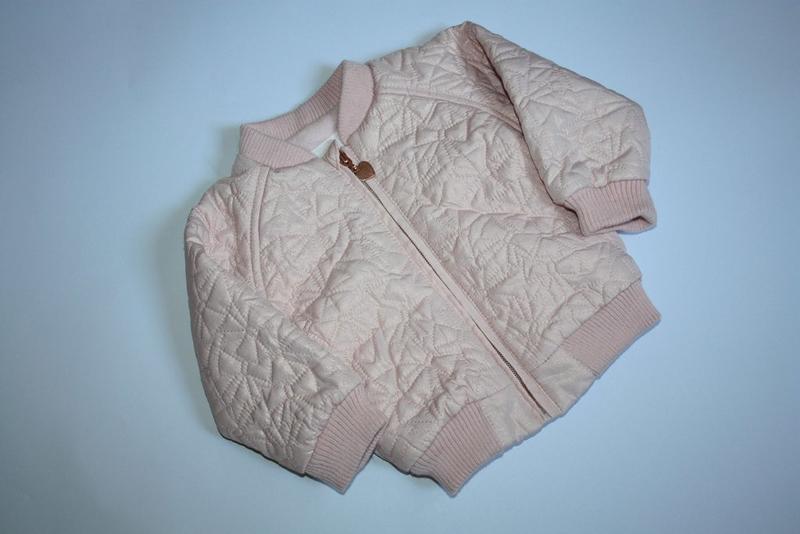 Крутая курточка бомбер бабочки от matalan