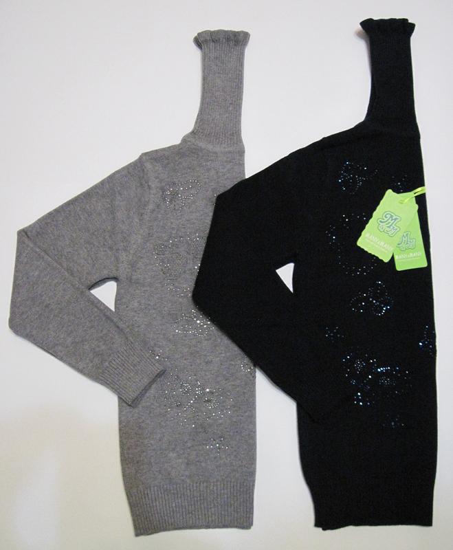 Детский свитер на девочку MANY&MANY  (130 см - 170 см) - Фото 3