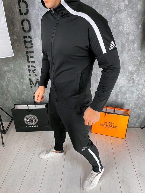 Спортивный костюм Adidas утепленный