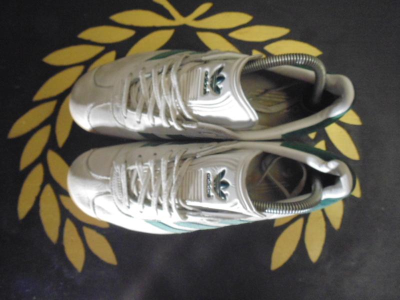 Adidas gazelle кроссовки размер 42 - Фото 3