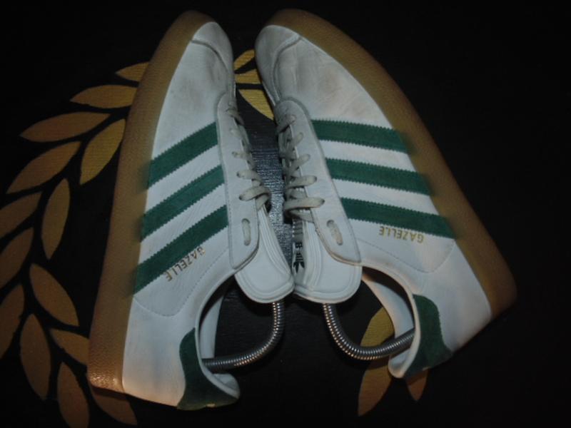 Adidas gazelle кроссовки размер 42 - Фото 4
