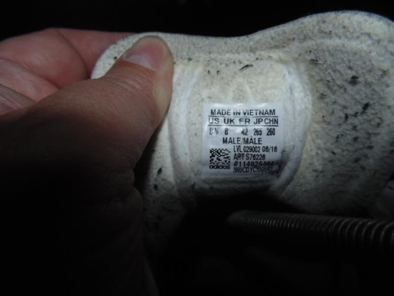Adidas gazelle кроссовки размер 42 - Фото 6