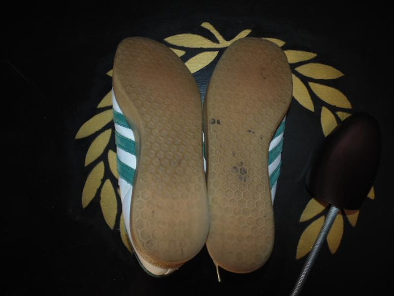 Adidas gazelle кроссовки размер 42 - Фото 7