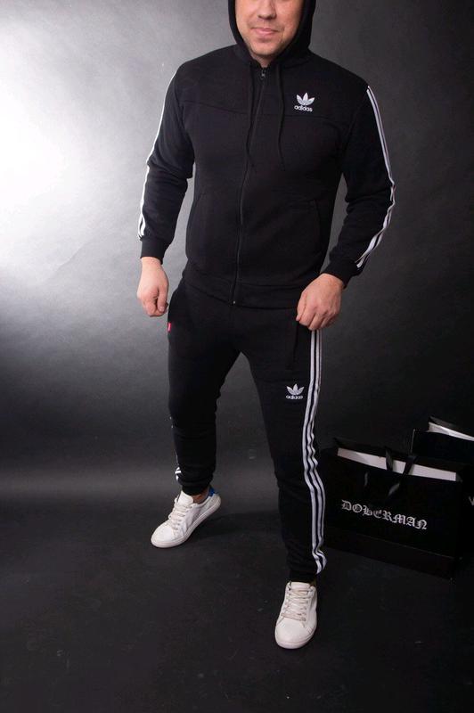 Спортивный костюм утеплённый Adidas