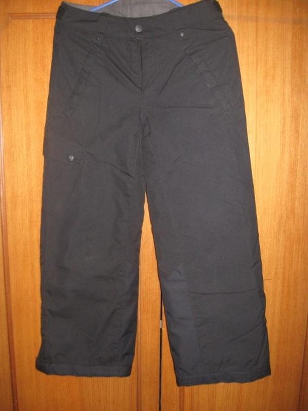 Зимние термо штаны h&m р.140 (9-10 лет)