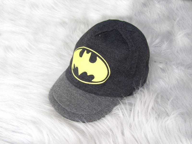 Стильная кепка  бейсболка  блейзер batman