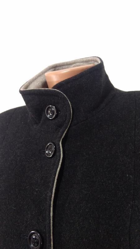 Пальто женское кашемировое весна - осень размер 40 - Фото 3