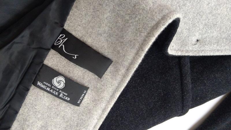 Пальто женское кашемировое весна - осень размер 40 - Фото 8