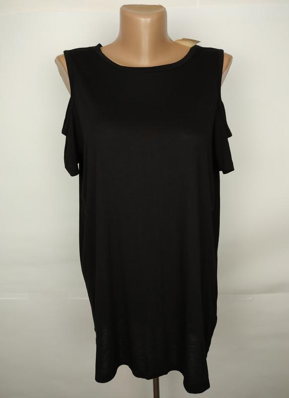 Блуза новая трикотажная натуральная привлекательная capsule uk...