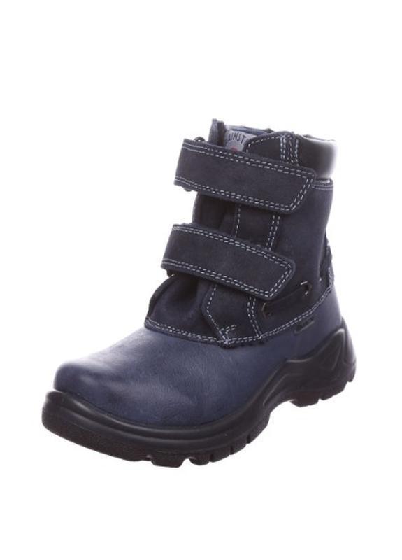 Зимние ботинки naturino rain step 32р