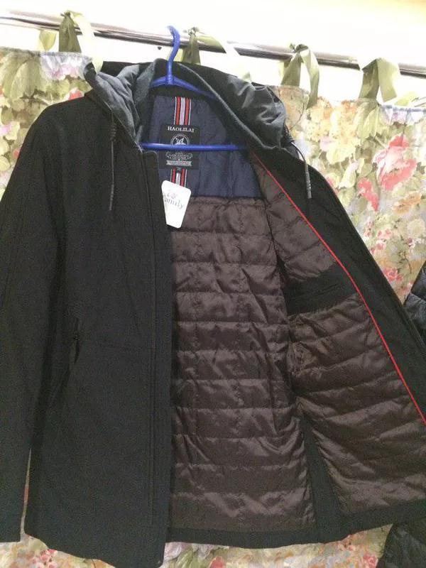 Мужская куртка haolilai