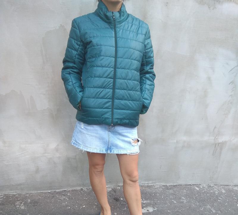 Новая куртка осень-весна